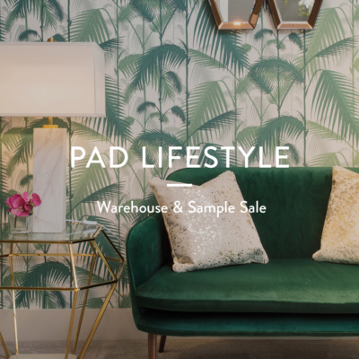 PAD LIFESTYLE Warehouse & Sample Sale