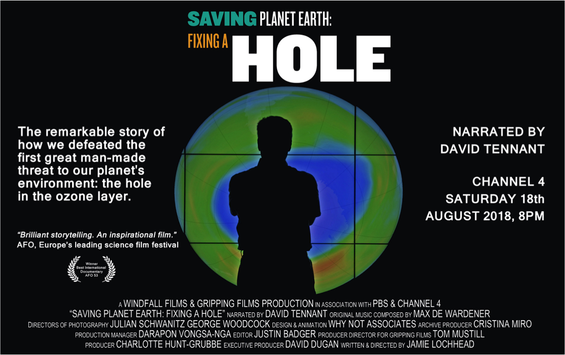 Saving Planet Earth: Fixing a Hole — Custom Lane