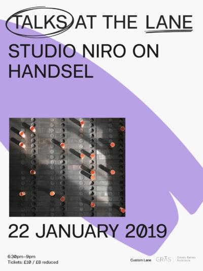Nicky Thomson & Rowan Mackinnon-Pryde on STUDIO NIRO