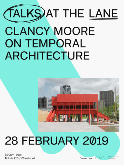 Talks at the Lane | Colm Moore on Temporal Architecture