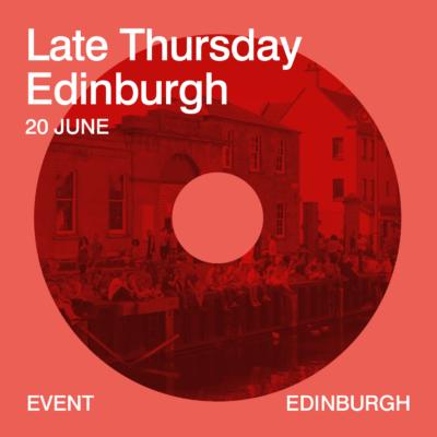 Architecture Fringe | Late Thursday
