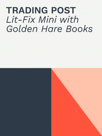 Trading Post | Lit-Fix Mini with Golden Hare Books