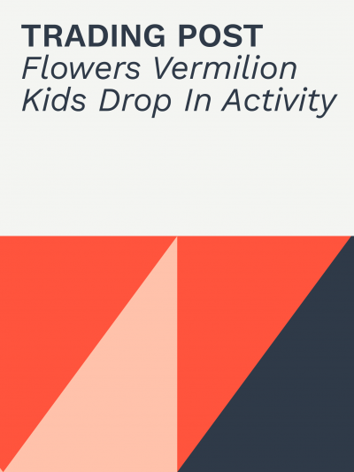 Trading Post | Flowers Vermilion Kids Drop-In Activity