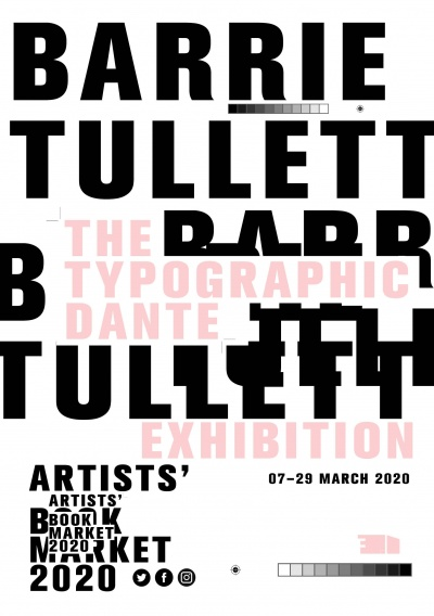 The Fruitmarket Gallery Presents: Barrie Tullett | The Typographic Dante